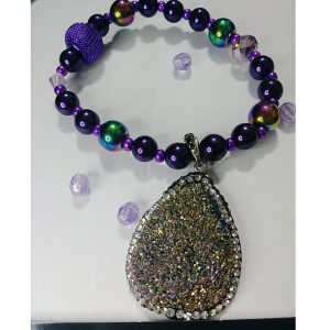 """Purple Majesty"" Stone Age Collection"