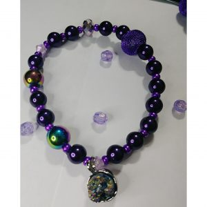 """Sprinkle Of Purple"" Stone Age collection."