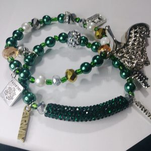"""Military Diva/Tavia's Tribute"" Viva La Bling 2 stack"