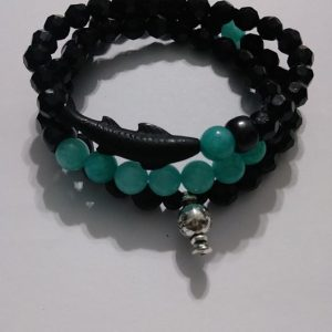 """Jade 3 stack"" Super saver. BUY ALL THREE AND SAVE!! $$"