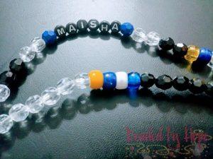 """""""Bumble bee"""" Waist beads"""
