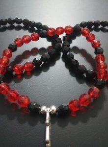 """Michele's Hamsa"" bracelets. Hamsa charm included."