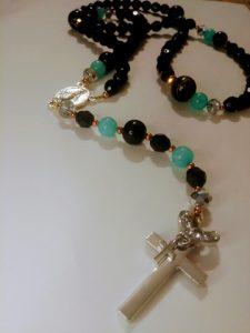 """""""Jaded Love"""" Rosary"""