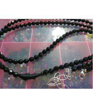 """""""KNIGHT RIDER"""" Double set. Two sets of waist beads with two charms!"""