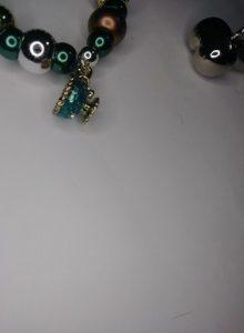 """""""Mary Jane"""" wrist bracelet"""