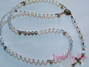 """""""Clear Rosary"""""""